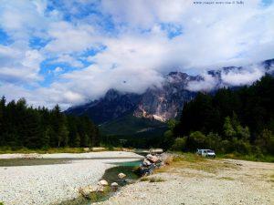Good Bye kleines Paradies - River Gailitz - Arnoldstein - Austria