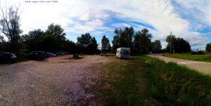 Parking near Fiume Brenta - Fontaniva - Italy