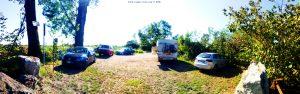 Parking at Rio Oglio - URAGO D'oglio – Italy