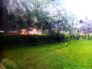 Dauerregen heute - Vigna - Italy