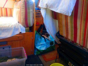 Wo der kleine Kerl auch immer schläft - hier in Pianfei - Italy