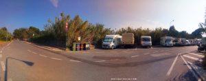 Parking at Parcheggio Camper Via Natta - Via Natta 38 - 17015 Celle Ligure SV – Italy
