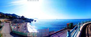 My View today - Bagni Europa Snc - Priaruggia - Genova – Italy