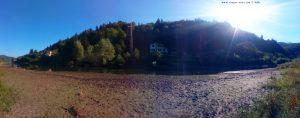 My View today - Lago di Osiglia - Italy – 637m
