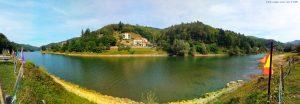 Lago di Osiglia - Italy - 637m