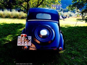 Noch so ein Juwel - FIAT Topolino - Lago di Osiglia - Italy – 637m