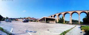 Lunch at Piazzale Giardini - Mondovì - Italy