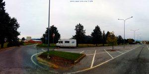 Parking at the Cemetery Corso Genova 3 - 12084 Mondovì CN – Italy
