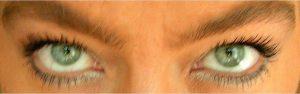 Meine seltene Augenfarbe!