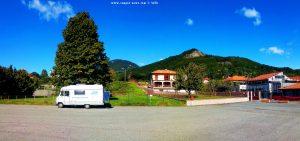 Parking at Via Municipio 13 - 16015 Casella GE – Italy