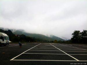 Die Wolken hängen tief - Torriglia - Genova - Italy - 769m