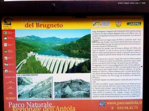 La diga del Brugneto – Italy