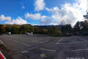 Parking in Torriglia - Genova - Italy – 769m