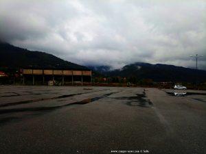 Die Wolken hängen wieder tief - Casella - Genova - Italy – 410m