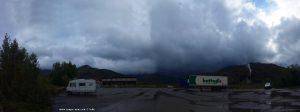 Dunkelgrau schaut es schon wieder aus - Casella - Genova - Italy – 410m