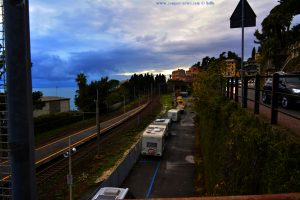 Stellplatz in Pieve Ligure - Genova – Italy