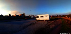 Parking behind the Cemetery - SP58 - 12062 Cherasco - Cuneo – Italy