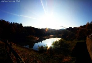 My View today - Lago di Pianfei – Italy