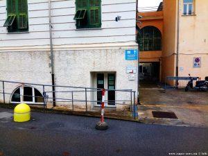 Lucky bekommt seinen Pass - Termin bei ASL3 in Genova - Italy