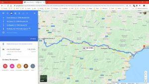 Route 2019-11-09