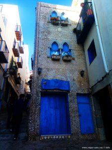 Das Muschelhaus in Peñíscola – Spain