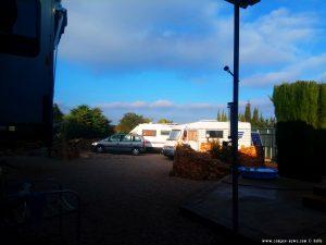 Parking bei Silvia in Càlig – Spain – DANKESCHÖN Silvia! Wir sehen uns wieder!