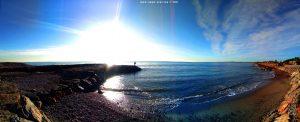 My View today - Platja de la Llosa - Spain