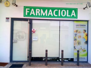 Farmàcia in Casablanca am Platja de la Llosa – Spain