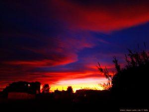 Sunset at Platja de la Llosa – Spain