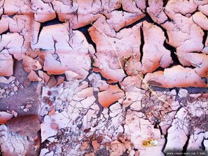 Wenn Erde trocknet - Platja de la Llosa – Spain