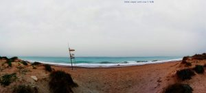 My View today - Platja la Garrofera – Spain