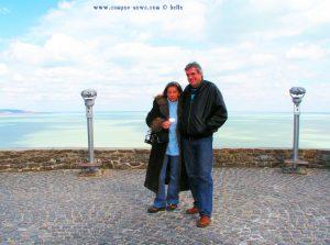 Ostern 2008 – Peter und ich am Balaton Lake – Hungary