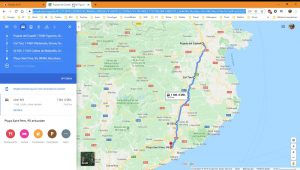 Route 2019-12-01
