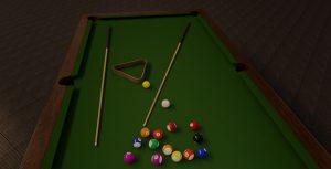 Pool-Billard