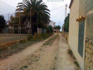 Mit Nicol auf Spaziergang - Platja L'Almadrava – Spain