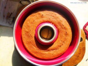 Rotweinkuchen am Platja L'Almadrava – Spain