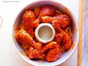 Archivbild: Hähnchen auf Ofenkartoffeln aus dem Omnia