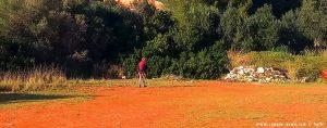 Baffo mit Nicol und Lucky auf Spaziergang - Jesús Pobre – Spain