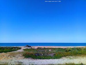 Wieder zurück am Platja L'Almadrava – Spain