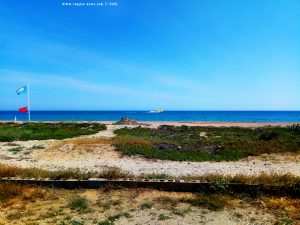 CanadAir am Platja L'Almadrava – Spain