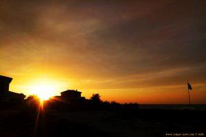 Sunset at Platja L'Almadrava - Spain