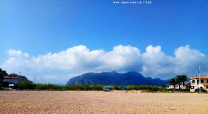 Von meinem Strandplatz aus - Platja L'Almadrava – Spain