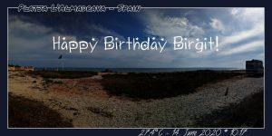 Happy Birthday Birgit! 🎀🎁🥂🍾🎂🎊🎉✨🎇🎈