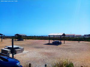 Lunch am Playa de Torre Derribada - San Pedro del Pinatar – Spain