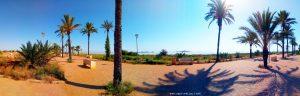 My View today - Los Urrutias – Spain