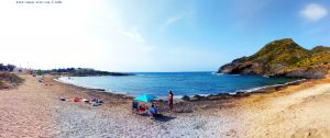 My View today - Cala Reona – Spain