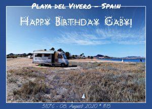 Happy Birthday Gaby! 🎀🎁🥂🍾🎂🎊🎉✨🎇🎈