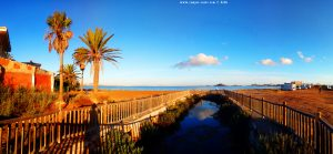 My View today - Playa del Vivero - Playa Honda – Spain