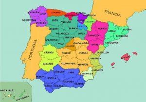 Provinzen von Spanien