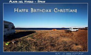 Happy Birthday Christian! 🎀🎁🥂🍾🎂🎊🎉✨🎇🎈